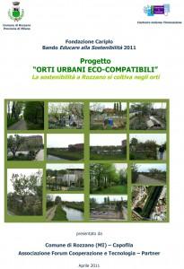Orti Urbani Eco-Compatibili - Rozzano